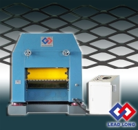 High speed expanded metal machine