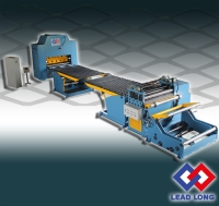 Expanded metal machine &auxiliary machinery for roll material