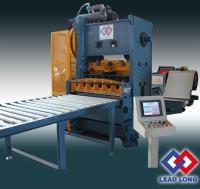 HIGH SPEED PLANO-TYPE PERFORATED METAL MACHINE