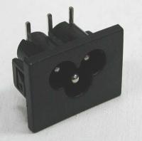 IEC 320 C6 Socket