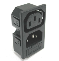 IEC 320 C13 Socket