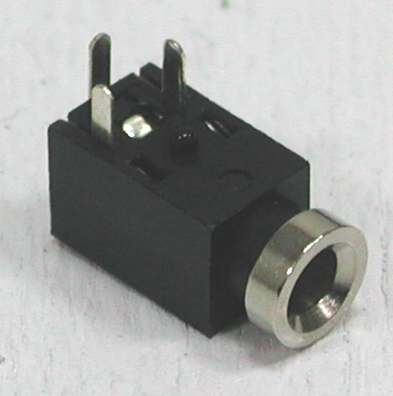 Phono Jack 2.5mm