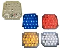 汽機車LED燈具類PC板組立