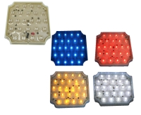 PC board assembly for auto/ motorcycle LED lights