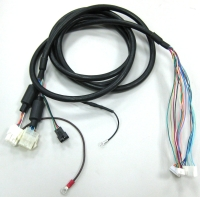 wiring harness for wheelchairs