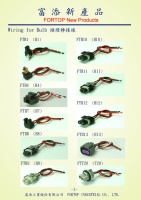 Cens.com Wiring for Bulb FORTOP INDUSTRIAL CO., LTD.