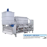 Cens.com Rotary Drum Thickening+Double-Belt Type TE Series YUAN CHANG TSAY INDUSTRY  CO., LTD.