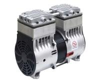 Oilless Vacuum Pump & Air Compressor
