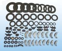 Brake Linings, Clutch Linings, Brake Pads, Friction Pads