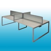 Loop Bench With Desk Top Screen