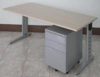 LE办公桌脚系列