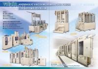 HYDRAULIC VACUUM LAMINATING PRESS