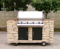 4 Burners Gas Grill