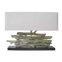 Poly Resin Table Lamp