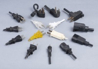 Power Supply Cords –2 or 3 Conductor Round