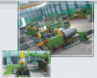 Steel Coiler Cut-to-Length Lines