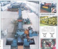 鋼管製造整廠設備