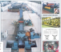 Whole Plant Equipment for PIPE Making Mill