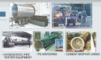螺旋焊管製造機