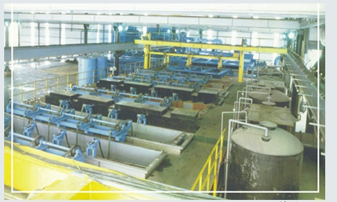 Automatical PIPE Hot Dip Galvanling Line