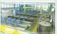 自動鋼管熱浸鍍鋅生產線