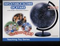 星座图案地球仪