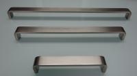 Polishing aluminum alloy handles