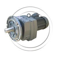 Helical Gear Speed Reducer