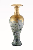 Cens.com The Wanders of Formosa Series- Vase with hand-painted Black-faced Spoonbills ANTA POTTERY ART CO., LTD.