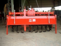 Deep-Digging Rotary Harrow