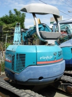 Secondhand Excavator