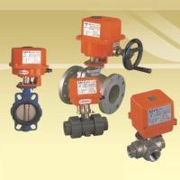 Electric Actuators Valves