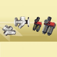 Stainless-steel Threaded Strainers & F.R.L. Combination Filters