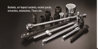 Cens.com Sockets, Air impact sockets, socket packs, wrenches,extensions, T-bars 匯德工業有限公司