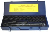 氣動套筒-鐵盒系列