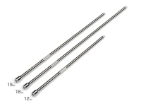 1/4-Inch Drive Long Extension Bar Set, 3-Piece