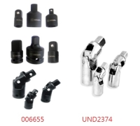9pc Impact Adapter/Universal Impact Joint, CR-V/3pc Universal Joints