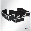 Aluminum cosmetic box