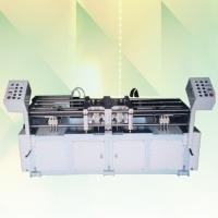 雙模組平行開重力鑄造機