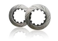 Brake disc drill
