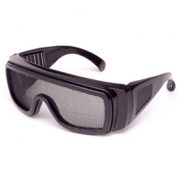 Wire mesh spectacles
