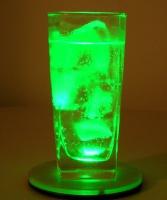 LED 杯墊