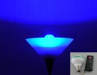 5色閃爍LED燈泡