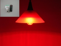 8色自動變色LED燈泡