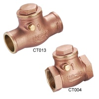 Cens.com Swing Check Valves JUI CHENG COPPER CO., LTD.