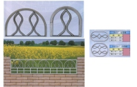 Cens.com Twisted tubing in various colors & Fancy fencing grilles & Anti-theft window grilles KUANG YAO ENTERPRISE CO., LTD.