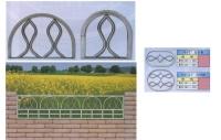 藝術欄杆,防盜窗,採光罩系列
