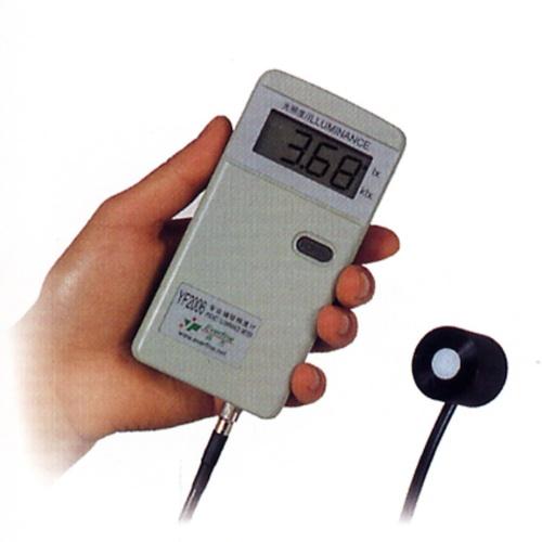 Pocket Illuminance Meter