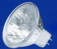 Dichroic halogen lamp