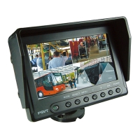 Weather Proof 7inch Monitor